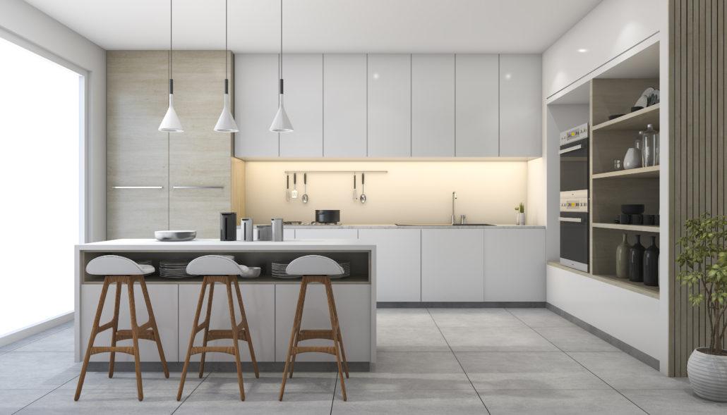 Meget Få inspiration til et nyt køkken online - Alt om bolig og hus JA83