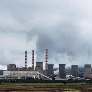 Nyt naturgasfyr